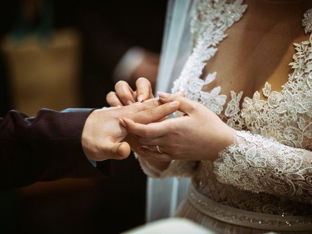 Il matrimonio di Silvio e Fabiola a Ciampino, Roma 28