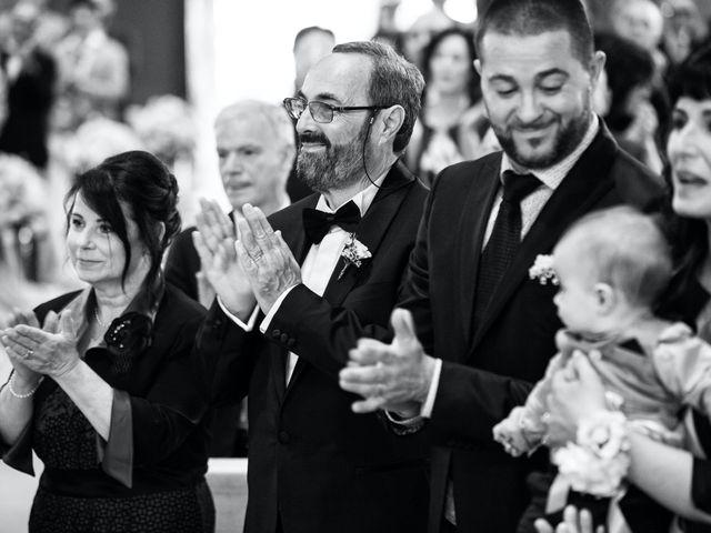 Il matrimonio di Silvio e Fabiola a Ciampino, Roma 29