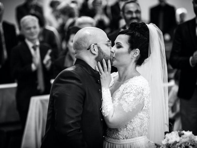 Il matrimonio di Silvio e Fabiola a Ciampino, Roma 31