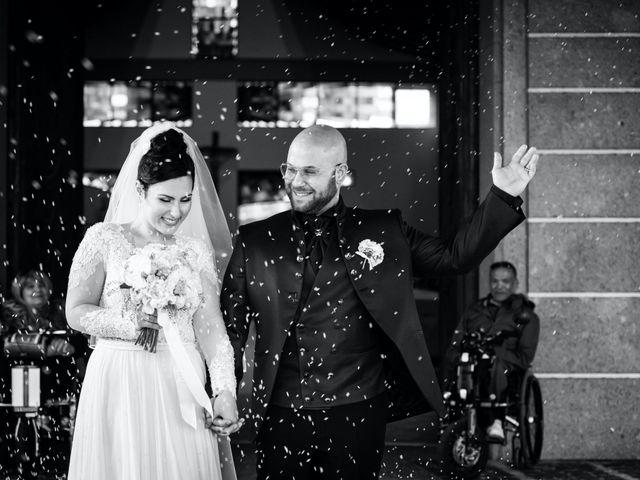 Il matrimonio di Silvio e Fabiola a Ciampino, Roma 32