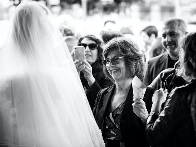 Il matrimonio di Silvio e Fabiola a Ciampino, Roma 33