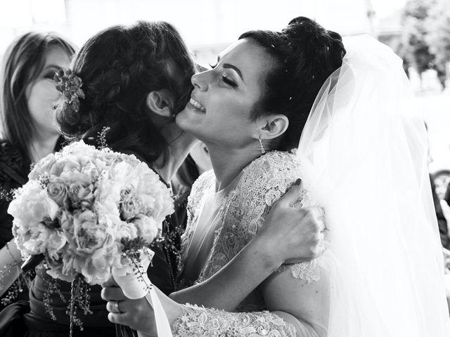 Il matrimonio di Silvio e Fabiola a Ciampino, Roma 35