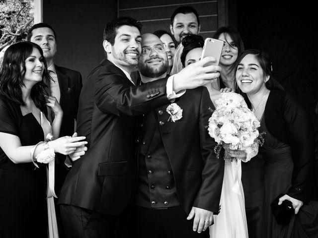 Il matrimonio di Silvio e Fabiola a Ciampino, Roma 36