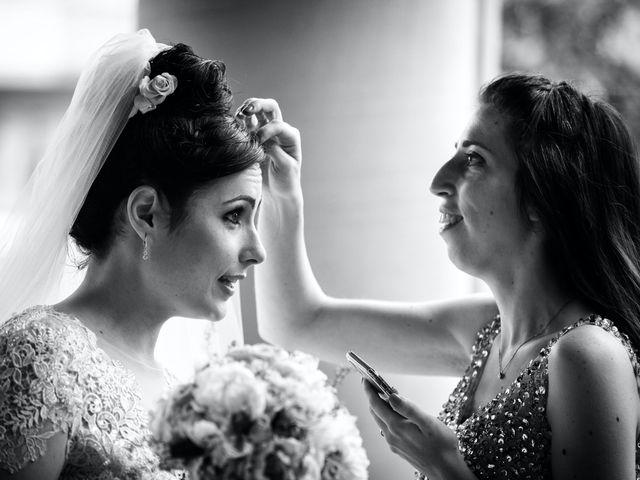 Il matrimonio di Silvio e Fabiola a Ciampino, Roma 37