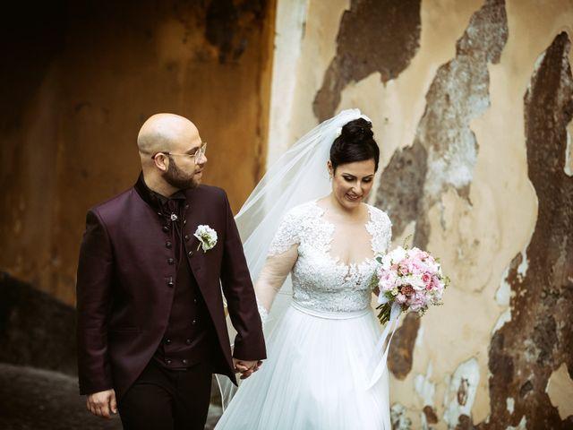 Il matrimonio di Silvio e Fabiola a Ciampino, Roma 38
