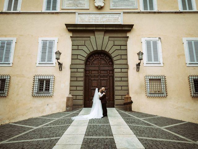 Il matrimonio di Silvio e Fabiola a Ciampino, Roma 39