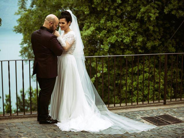 Il matrimonio di Silvio e Fabiola a Ciampino, Roma 40