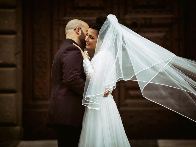 Il matrimonio di Silvio e Fabiola a Ciampino, Roma 41