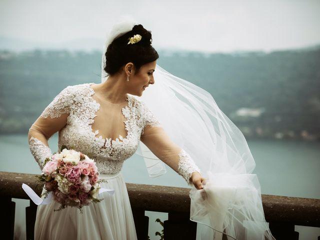 Il matrimonio di Silvio e Fabiola a Ciampino, Roma 42