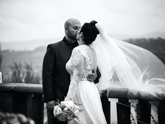 Il matrimonio di Silvio e Fabiola a Ciampino, Roma 43