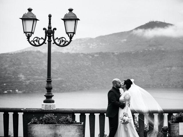 Il matrimonio di Silvio e Fabiola a Ciampino, Roma 44