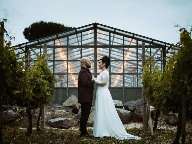 Il matrimonio di Silvio e Fabiola a Ciampino, Roma 55