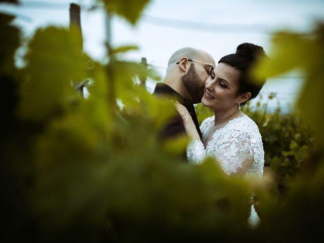 Il matrimonio di Silvio e Fabiola a Ciampino, Roma 56