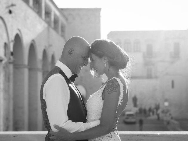 Le nozze di Salvatore e Alessia