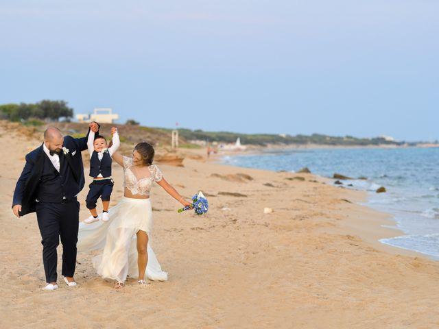Il matrimonio di Domenico e Roberta a Taranto, Taranto 23