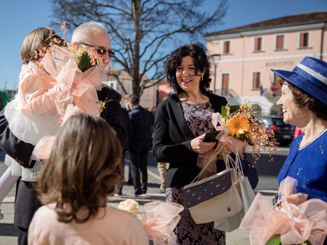 Il matrimonio di Alessandro e Elisabetta a Stienta, Rovigo 3