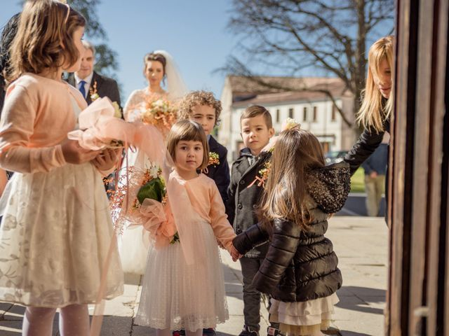 Il matrimonio di Alessandro e Elisabetta a Stienta, Rovigo 5