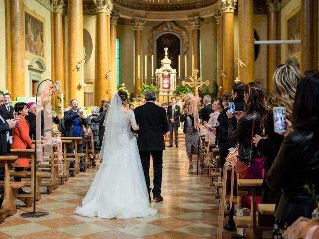 Il matrimonio di Alessandro e Elisabetta a Stienta, Rovigo 7
