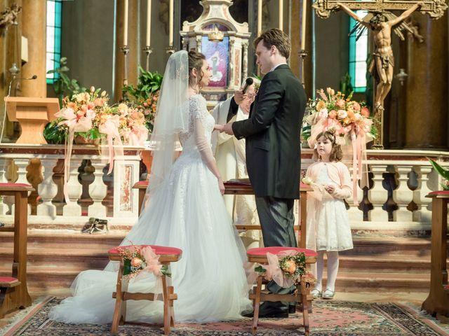 Il matrimonio di Alessandro e Elisabetta a Stienta, Rovigo 8