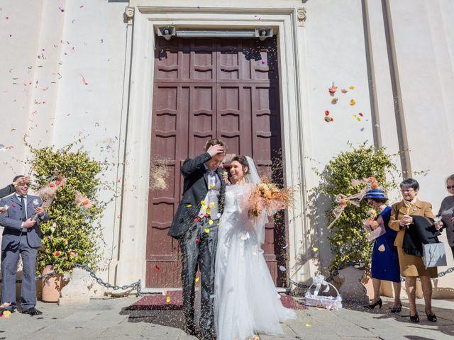 Il matrimonio di Alessandro e Elisabetta a Stienta, Rovigo 10