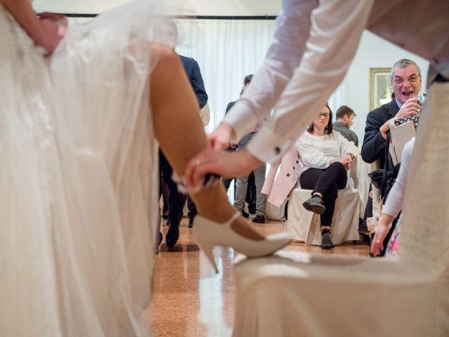 Il matrimonio di Alessandro e Elisabetta a Stienta, Rovigo 21