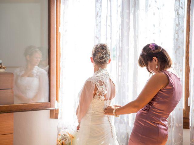 Il matrimonio di Danny e Elisa a Costa di Rovigo, Rovigo 6