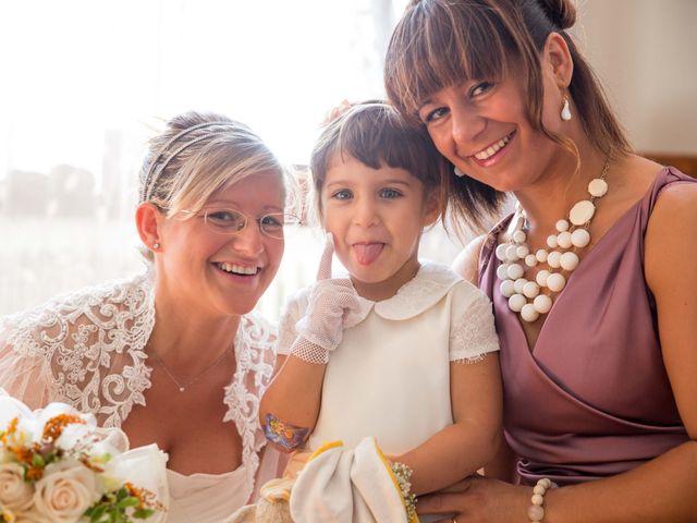 Il matrimonio di Danny e Elisa a Costa di Rovigo, Rovigo 9