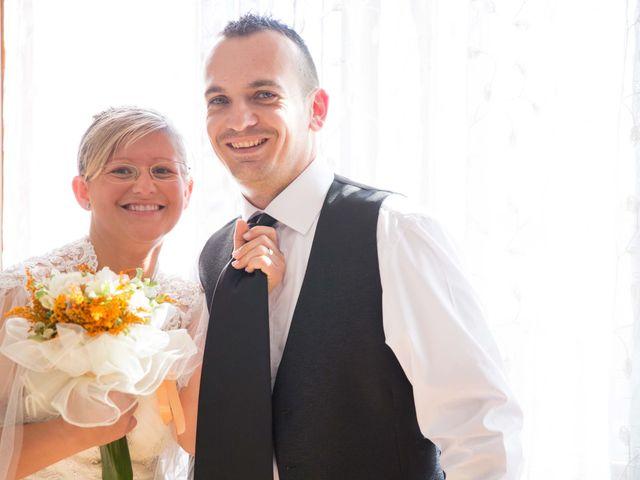 Il matrimonio di Danny e Elisa a Costa di Rovigo, Rovigo 13