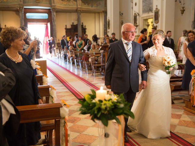 Il matrimonio di Danny e Elisa a Costa di Rovigo, Rovigo 27