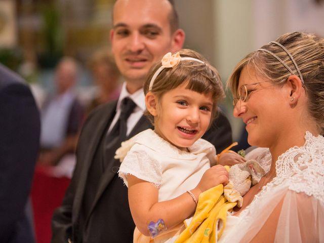 Il matrimonio di Danny e Elisa a Costa di Rovigo, Rovigo 37