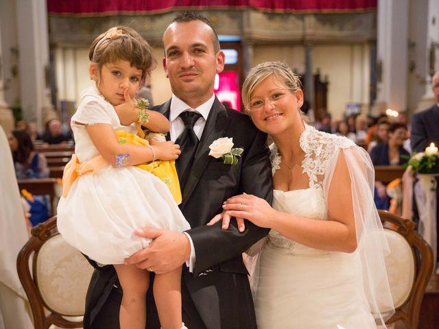 Il matrimonio di Danny e Elisa a Costa di Rovigo, Rovigo 38