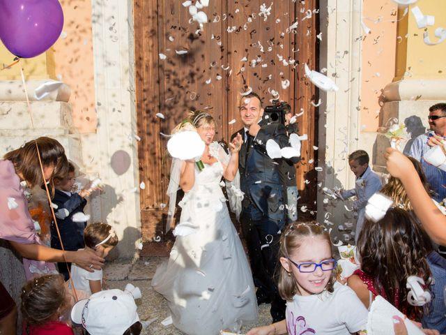 Il matrimonio di Danny e Elisa a Costa di Rovigo, Rovigo 42