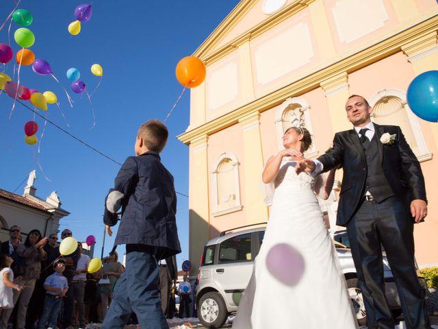 Il matrimonio di Danny e Elisa a Costa di Rovigo, Rovigo 44
