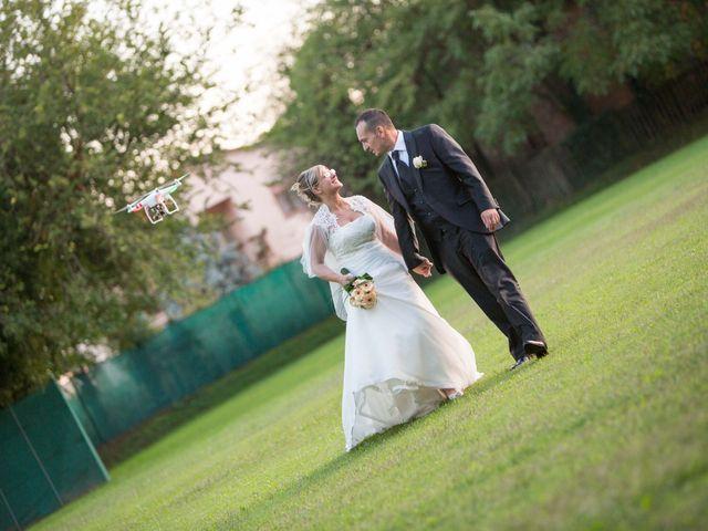 Il matrimonio di Danny e Elisa a Costa di Rovigo, Rovigo 46
