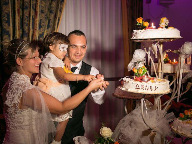 Il matrimonio di Danny e Elisa a Costa di Rovigo, Rovigo 74