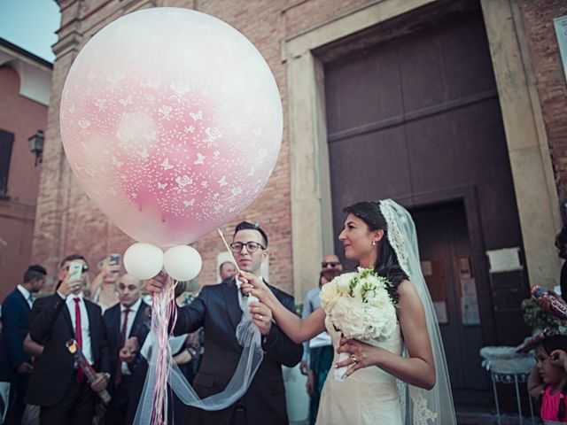 Il matrimonio di Nicolò e Nenzi a San Lazzaro di Savena, Bologna 41