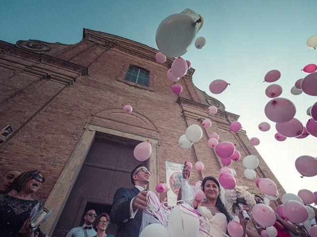 Il matrimonio di Nicolò e Nenzi a San Lazzaro di Savena, Bologna 42