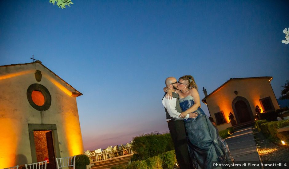 Il matrimonio di Gheraldo e Irene a Vinci, Firenze
