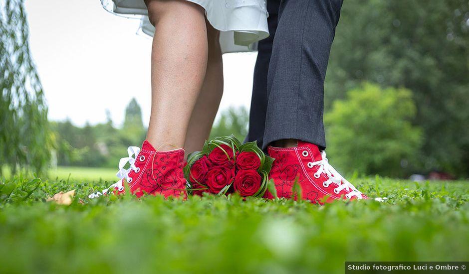 Il matrimonio di Walter e Silvia a Soave, Verona