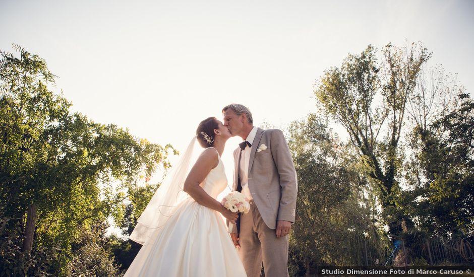 Il matrimonio di Thomas e Marie-Paul a Grosseto, Grosseto