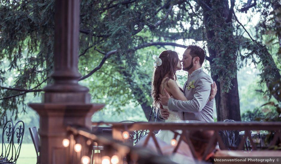 Il matrimonio di Andrea e Valentina a Lesmo, Monza e Brianza