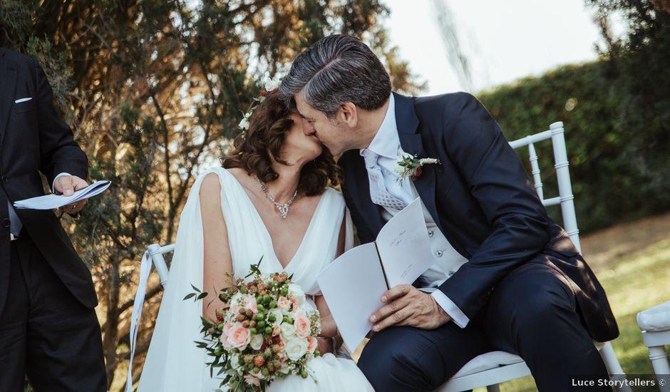 Il matrimonio di Paolo e Anna a Roma, Roma