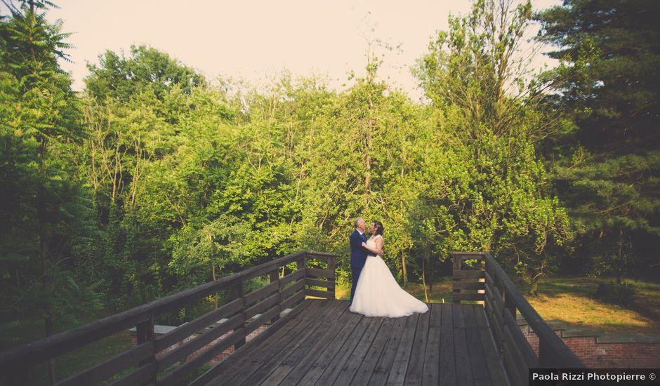 Il matrimonio di Pasquale e Marica a Vigevano, Pavia