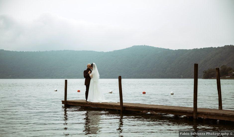 Il matrimonio di Silvio e Fabiola a Ciampino, Roma