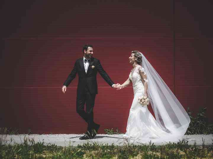 Le nozze di Serena e Valerio