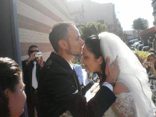 Le nozze di Diego e Ketty