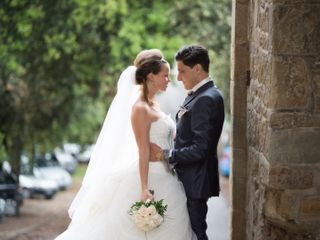 Le nozze di Marie e Alessio