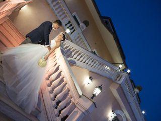 Le nozze di Fabio e Cristina
