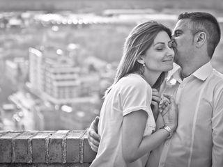 Le nozze di Daniela Matache e Pino Crispino 3