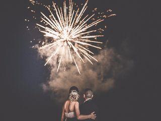 Le nozze di Daniela Matache e Pino Crispino